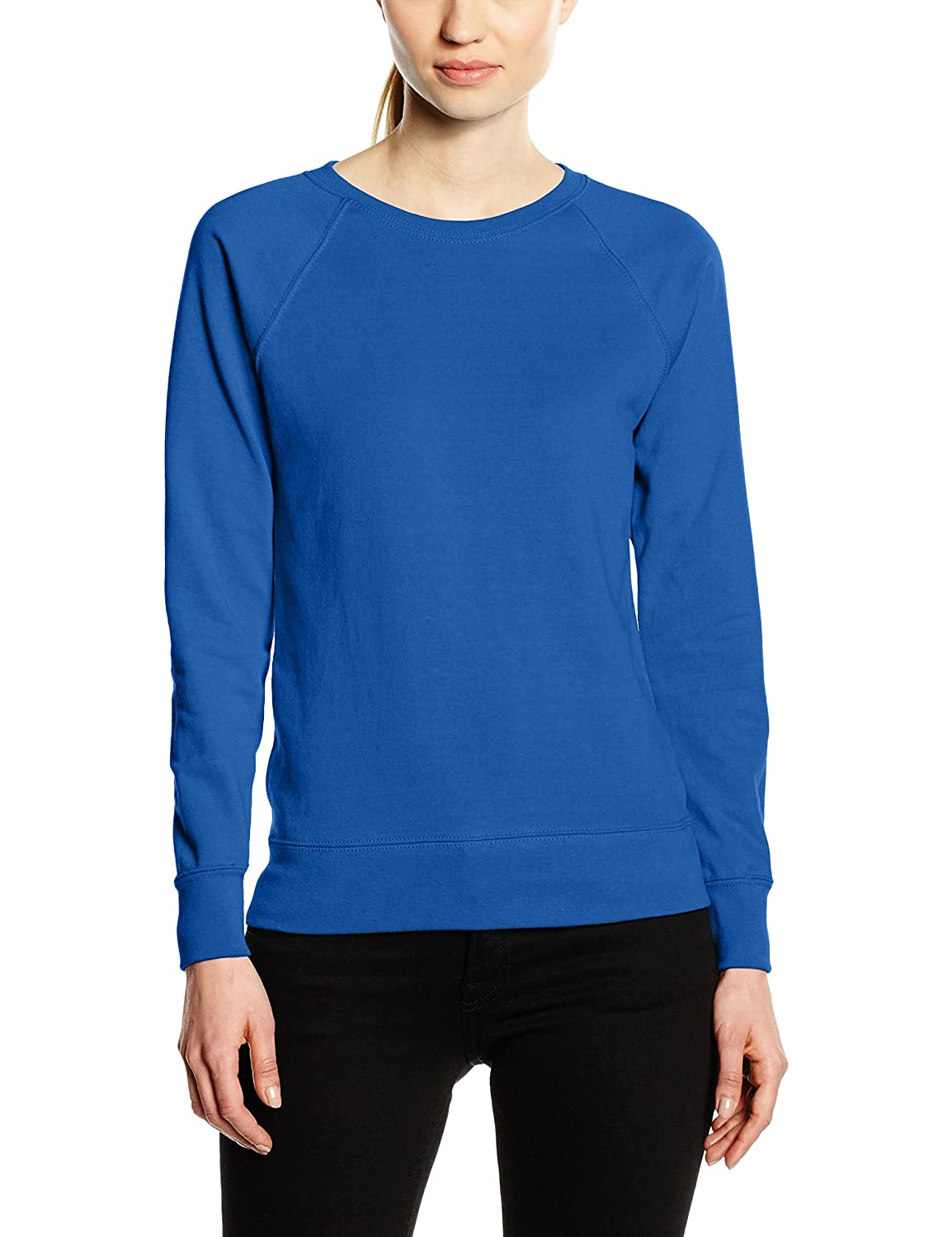 Fruit of the Loom Raglan Lightweight, Felpa Donna 62-146-0