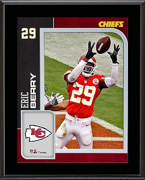 11747fad2eb Eric Berry Kansas City Chiefs 10.5'' x 13'' Sublimated Player Plaque -