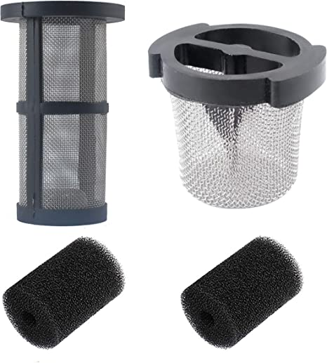 Polaris 6-504-00 Pool Cleaner Universal Wall Fitting Filter Screen 280 360 380