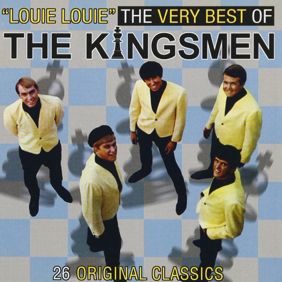 Very Best of The Kingsmen -