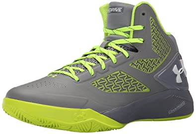 Under Armour Ua ClutchFit Drive Ii Steel High-Vis Yellow 9 D(M) US  Buy  Online at Low Prices in India - Amazon.in 60bb9ff56986