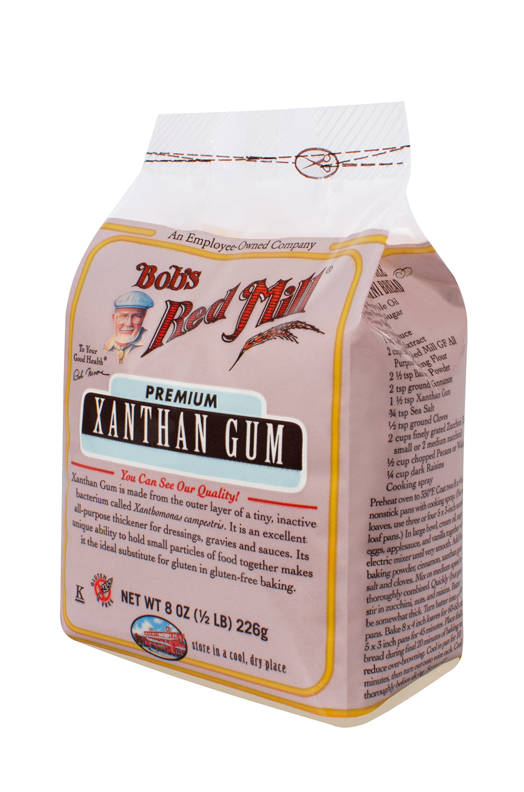 Bob's Red Mill Gluten Free Xanthan Gum, 8-ounce by Bob's Red Mill (Image #5)