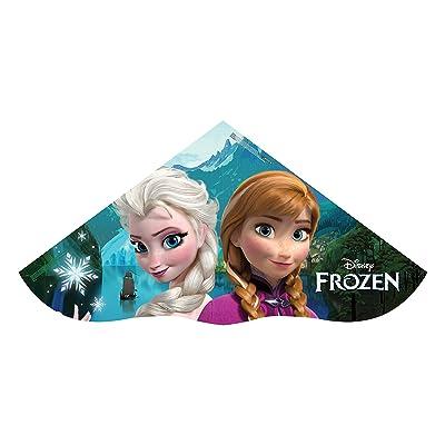 X-Kites Sky Delta 52 Inch Kite - Disney Frozen - Elsa & Anna: Toys & Games