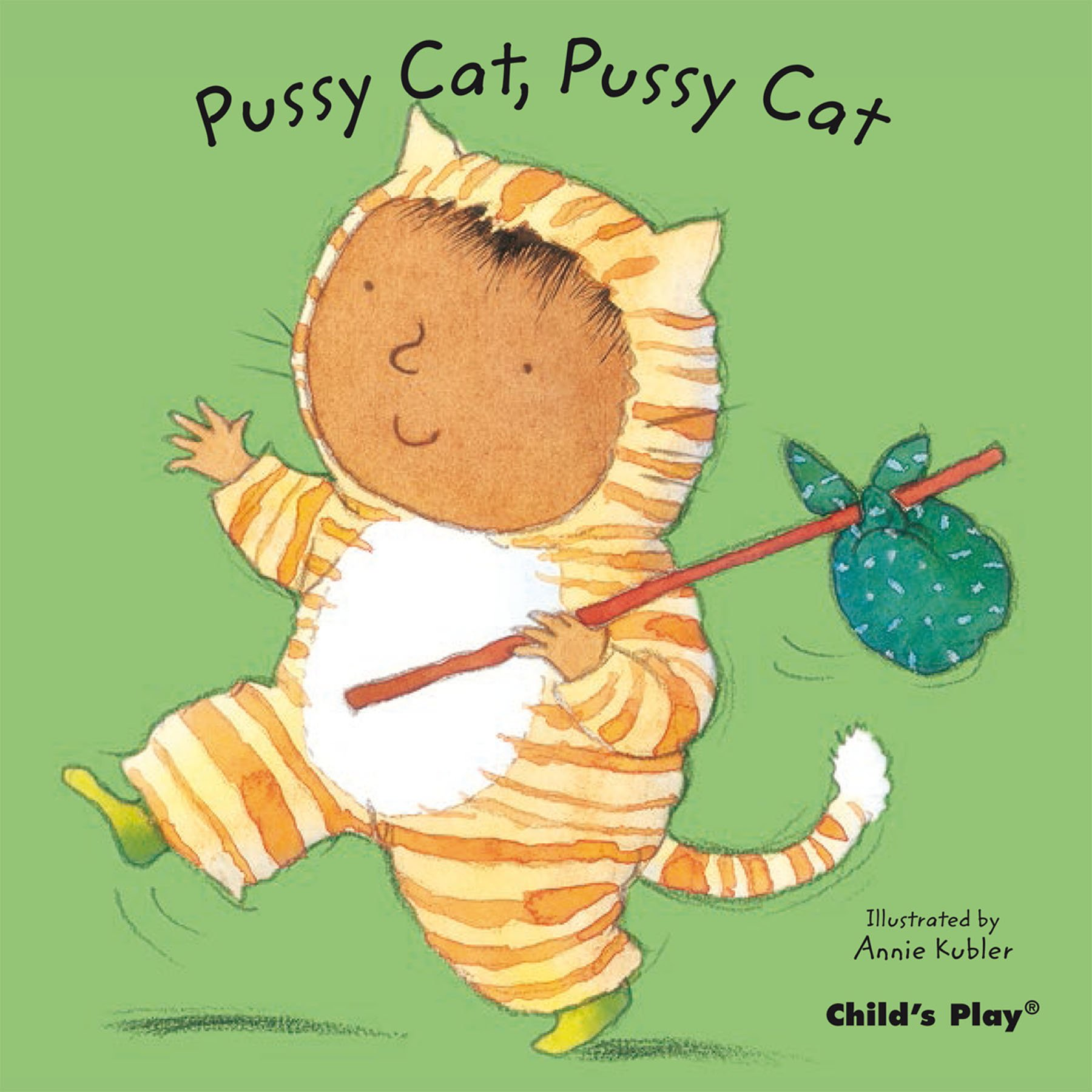 Pussy Cat, Pussy Cat (Baby Board Books) (Nursery Time) pdf epub