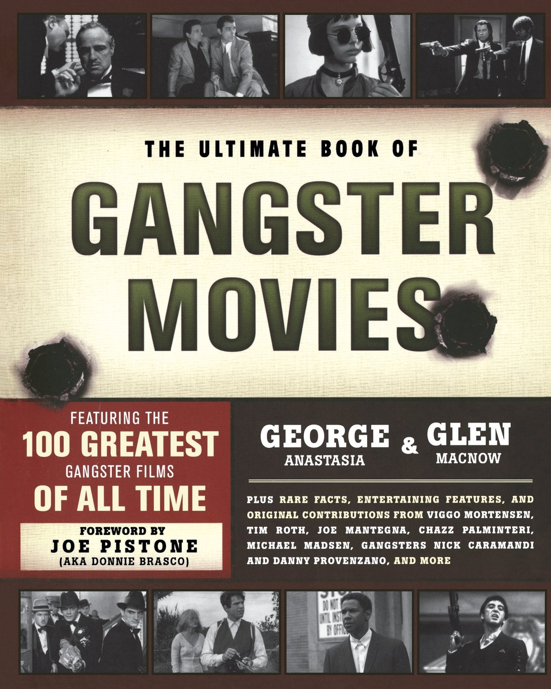 Download The Ultimate Book of Gangster Movies ebook