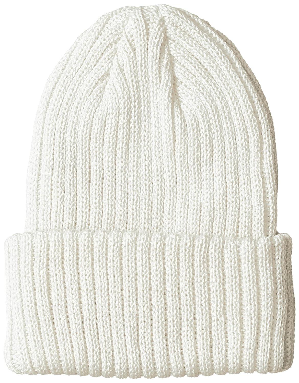 Amazon | (アナザーエディション) Another Edition リブニットキャップ/AEBC LIB A/C Knit CAP 563869909390300 OFF WHITE(03) FREE | ニット 通販