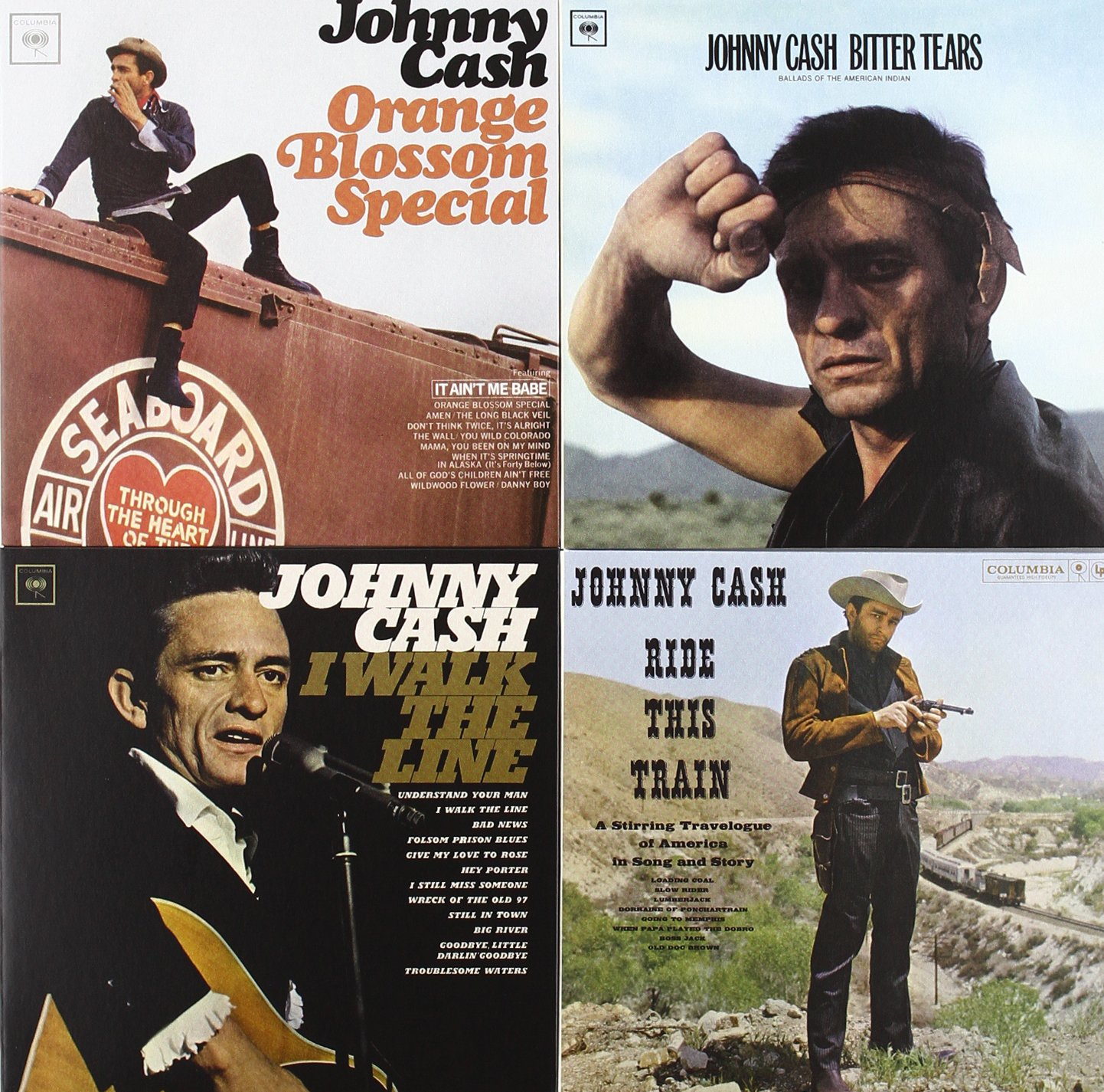 johnny cash 20 original albums co uk music
