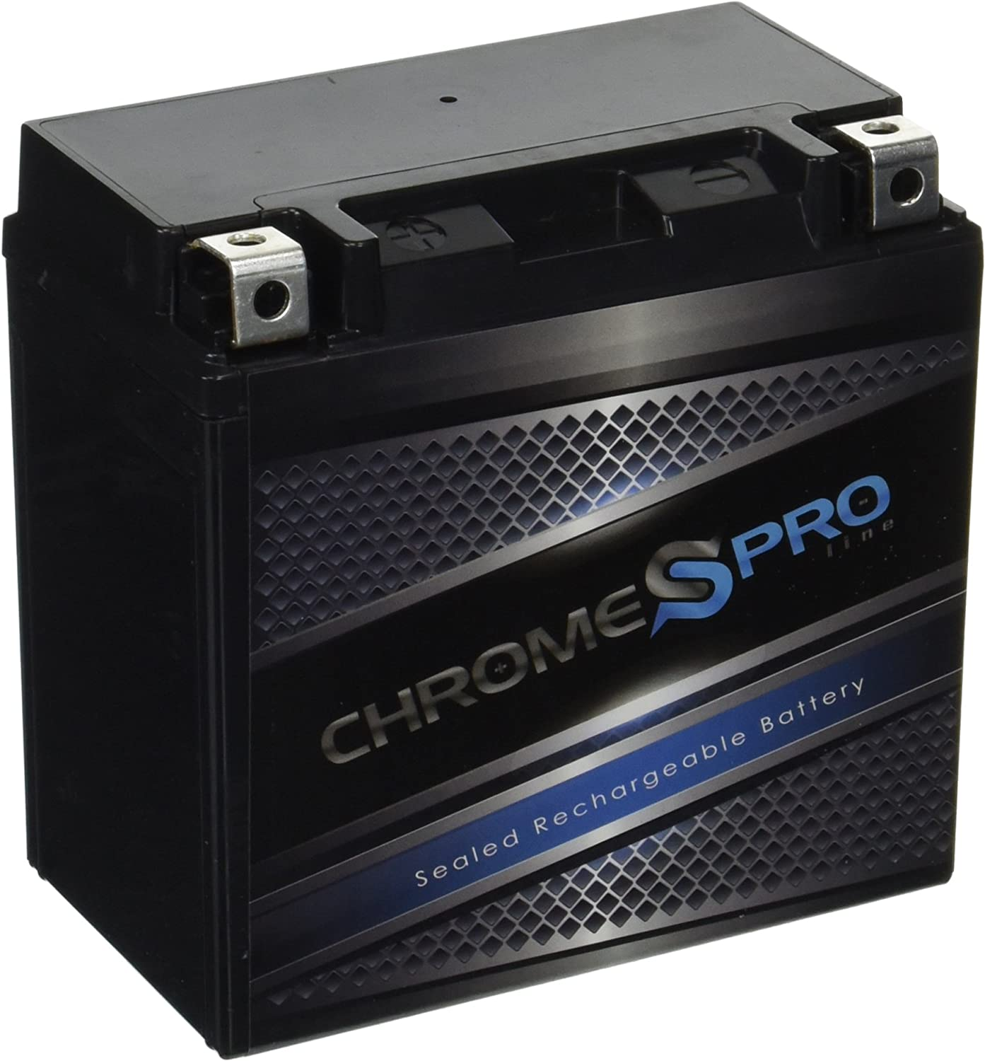 Chrome Pro Battery 14-BS Replacement Battery - Rechargeable, Factory Activated, CCA 200