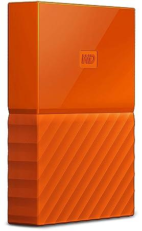 "Western Digital My Passport - Disco Duro Externo portátil de 1 TB (2.5"","