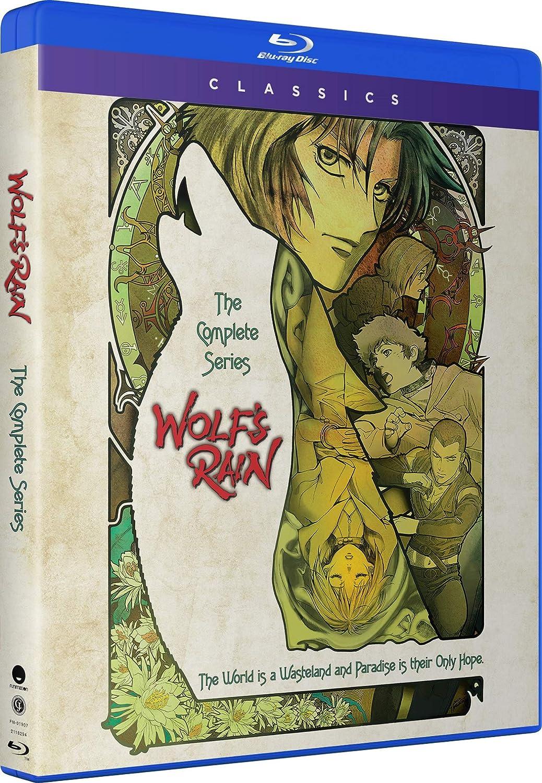 Wolf's Rain Classics Blu-ray (Dual Audio)