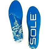 SOLE Performance Thick Cork Shoe Insoles - Men's Size 13/Women's Size 15