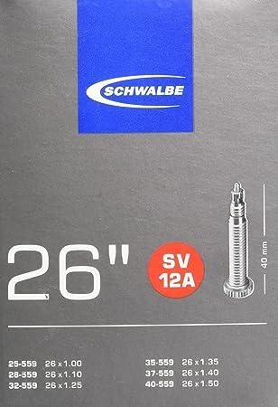 C/ámara de Aire para Bicicletas 28 Pulgadas Schwalbe 19