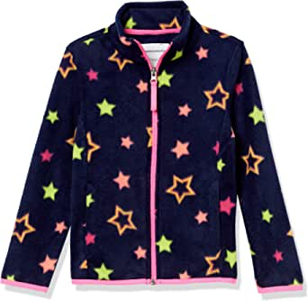 Amazon Essentials Girl'S Full-Zip Polar Fleece Jacket Niñas