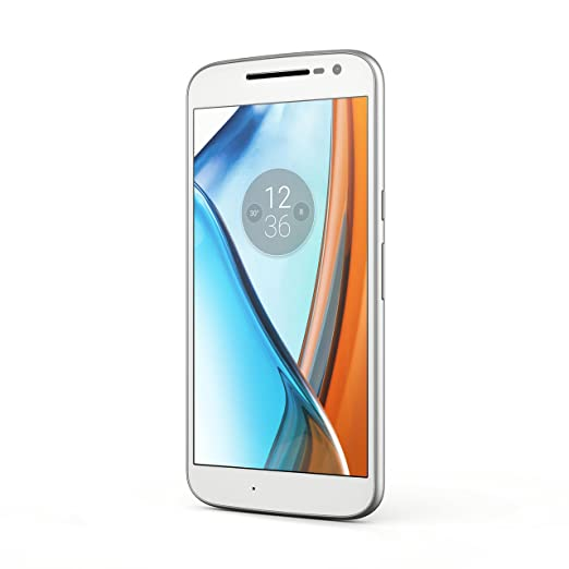 575 opinioni per Lenovo Moto G4 Smartphone LTE, Fotocamera 13 MP, Schemo 5.5 pollici Full HD,
