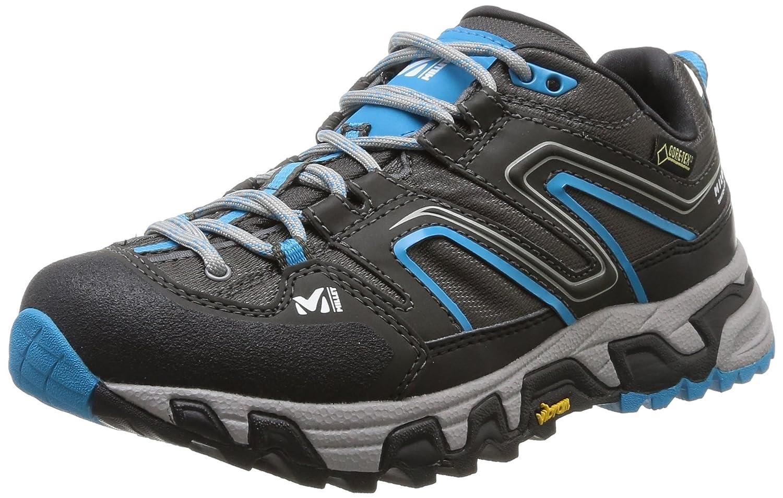 MILLET Ld Switch Niedrig GTX, Damen Trekking- & Wanderhalbschuhe Trekking- & Wanderschuhe Grau (7168 Castelrock/Horizon Blau)
