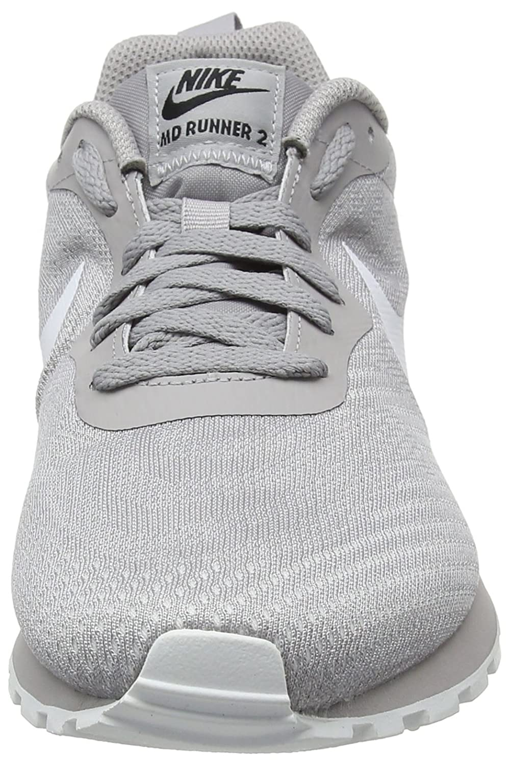 sports shoes 91875 cbc5f Nike Men s Md Runner 2 Eng Mesh Competition Running Shoes Beige   Amazon.co.uk  Shoes   Bags