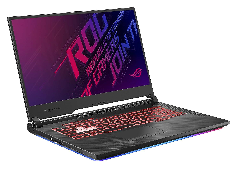Asus ROG Strix G 2019 Gaming Laptop, 17.3 IPS Type Full HD, NVIDIA GeForce GTX 1650, Intel Core i7-9750H, 16GB DDR4, 1TB PCIe Nvme SSD, RGB KB, Windows 10 Home, GL731GT-EB76