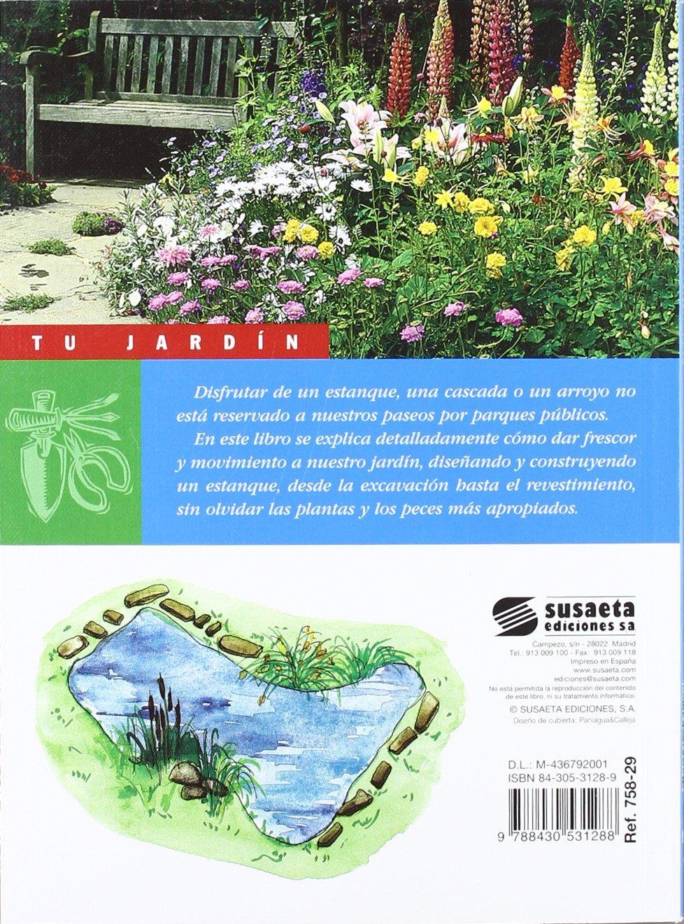 Estanques y jardines acuáticos (Tu Jardín): Amazon.es: Utard, Jean-Marie: Libros