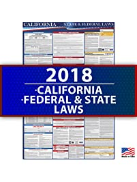 Legal forms kits amazon office school supplies forms 2018 california state and federal labor law poster osha compliant solutioingenieria Choice Image