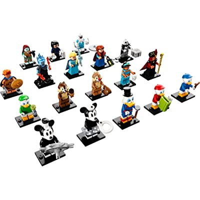LEGO Minifigures Disney Series 2 71024 Building Kit (1 Minifigure): Toys & Games