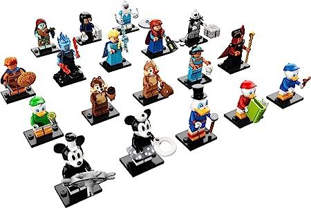 LEGO Mini Figures DISNEY SERIE 1 Figura SCELTA 71012 Choose Figure MINIFIGURES