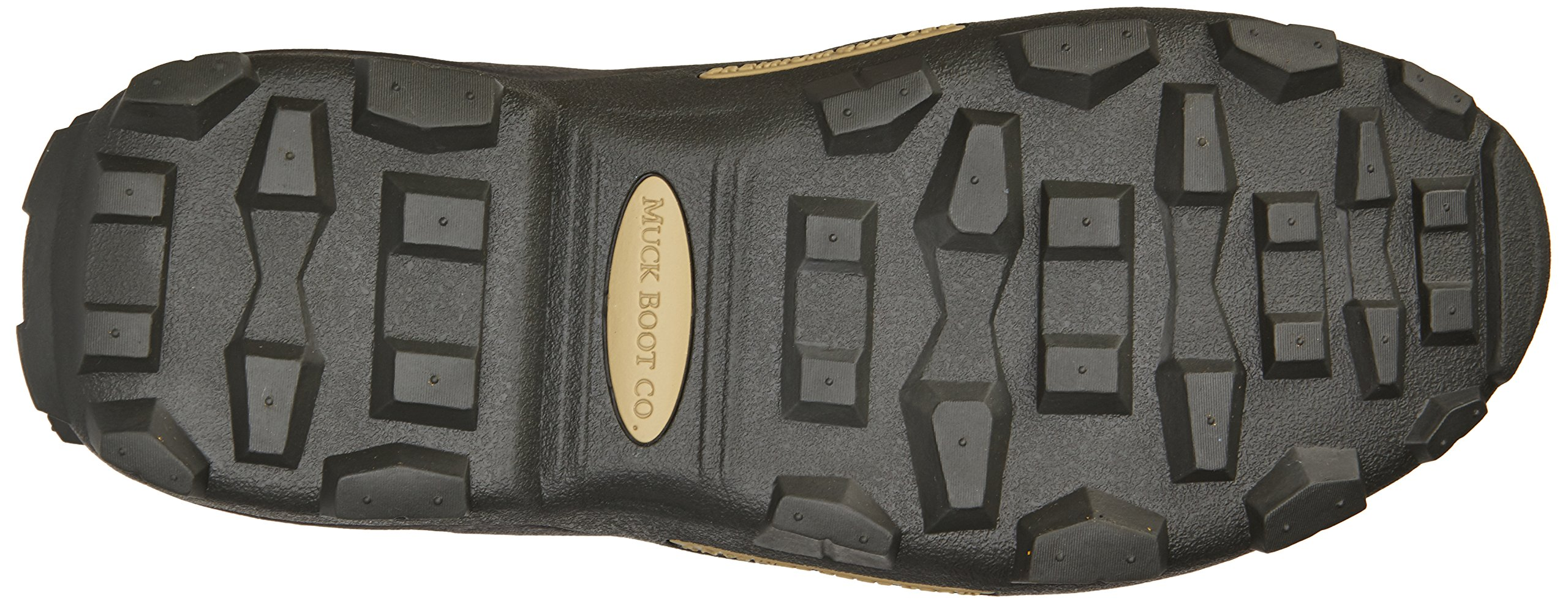 Muck Mens Muckmaster Green Textile Boots 9 US by Muck Boot (Image #3)