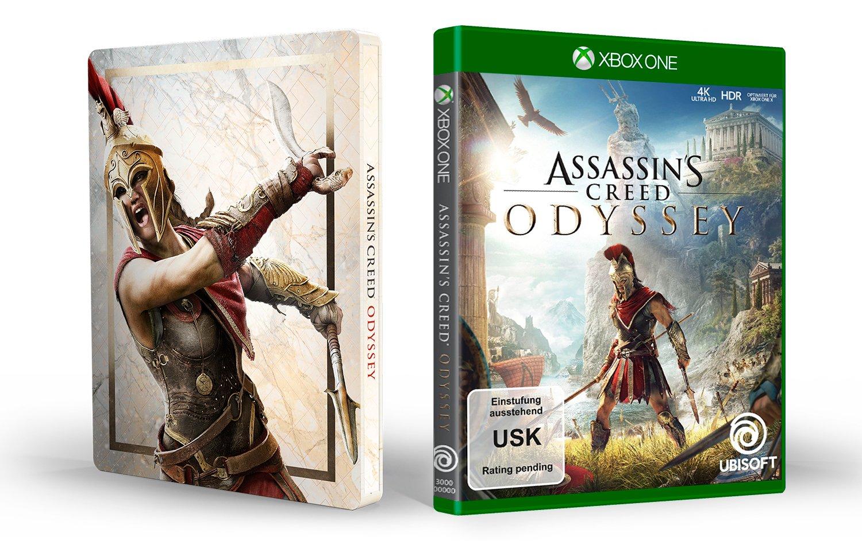 Assassin's Creed Odyssey - Steelbook Edition