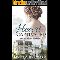 Heart Captivated (The Royals of Coradova Book 2)
