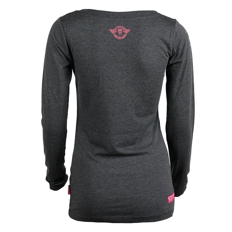 T-Shirt Yakuza GS2143 Größe: S Farbe: schwarz meliert: Amazon.de: Bekleidung