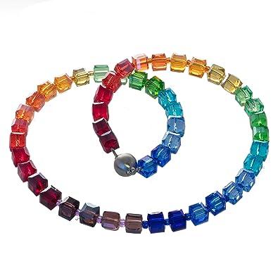 Glitzerbecher Regenbogenfarben