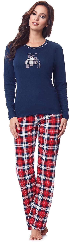 Italian Fashion IF Pijama Camiseta y Pantalones Mujer D493N3C1 0223