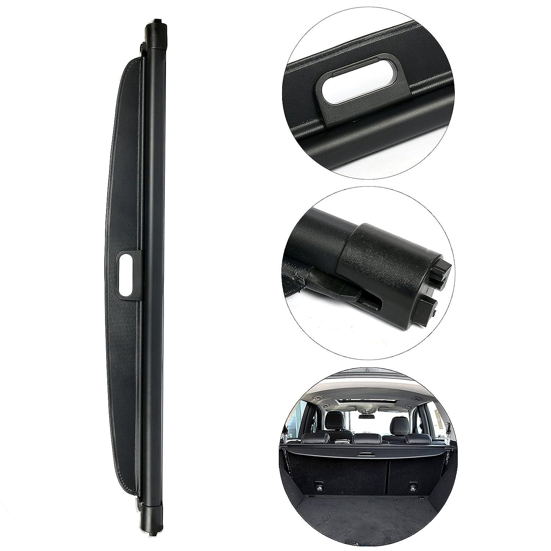 YaeTek 06-11 Mercedes Benz ML Series ML350 Black Trunk Shielding Shade Yaemart Corportation