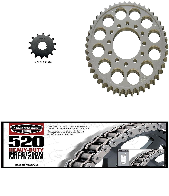 BikeMaster 520H Heavy-duty precisión rodillo cadena, Sunstar ...