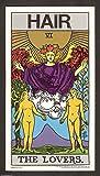 "Galt MacDermot ""HAIR"" James Rado / Tarot Card"