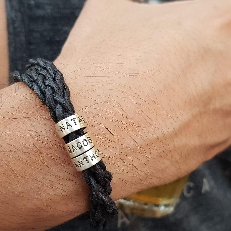 Men\u2019s luxury beaded bracelets that are great for groomsmen gifts \u2022 birthday gifts\u2022 Father\u2019s Day \u2022 unique\u2022 custom \u2022handmade