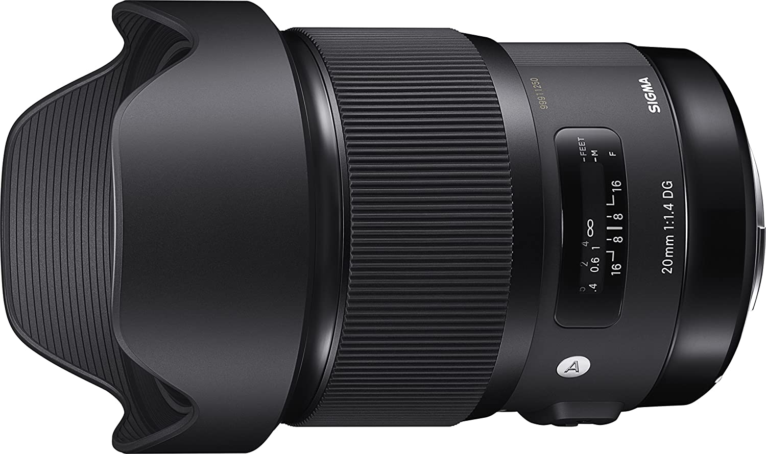 Sigma mm F DG HSM Art Objetivo ultra ancha SLR  Metal