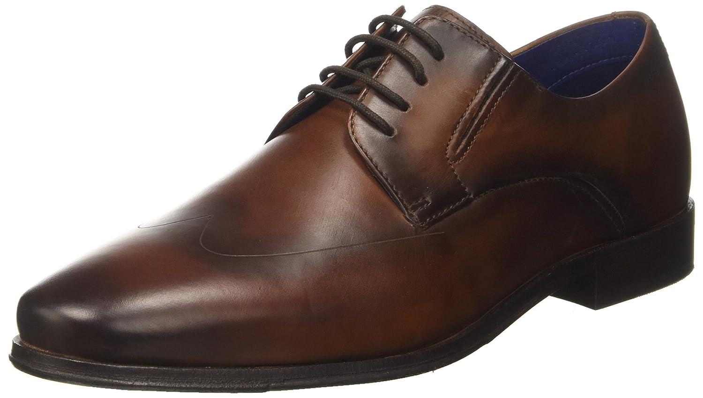 Bugatti 311453021100, Zapatos de Cordones Derby para Hombre