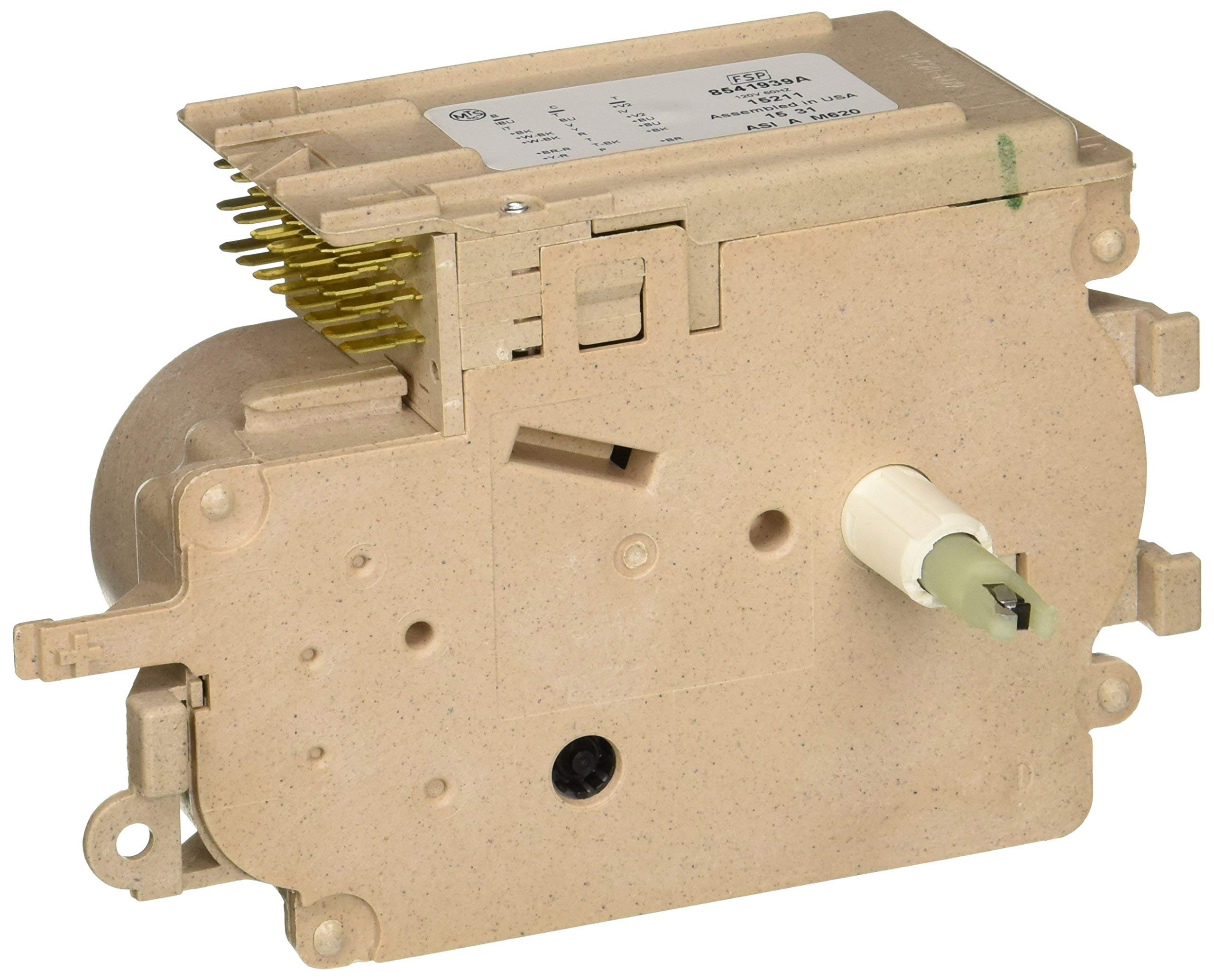 8541939 Whirlpool Washer Timer Renewed SAME DAY SHIP by Whirlpool (Image #1)