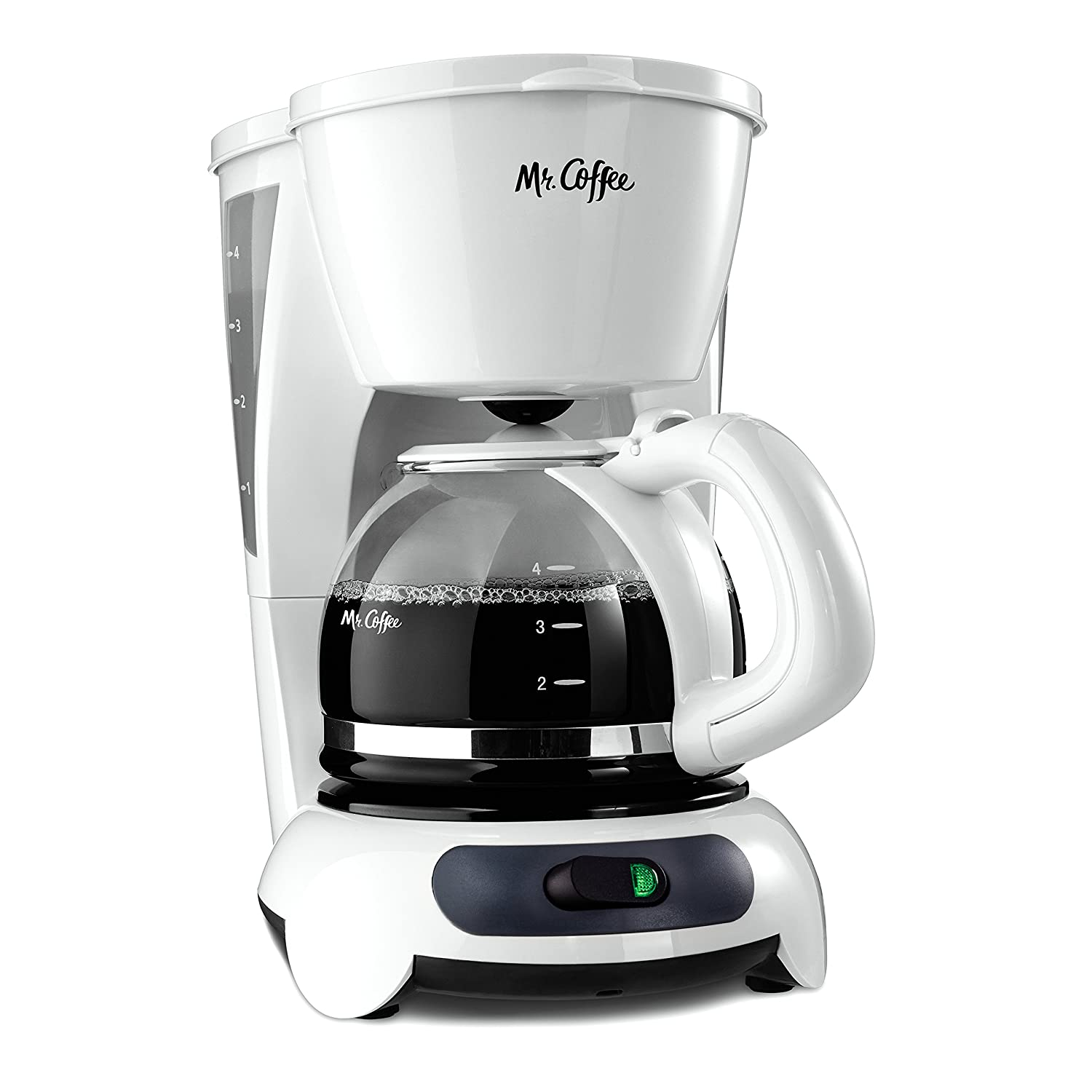 Mr. Coffee TF4GTF-RB Coffee Maker BUNDLE W/GOLD TONE FILTER