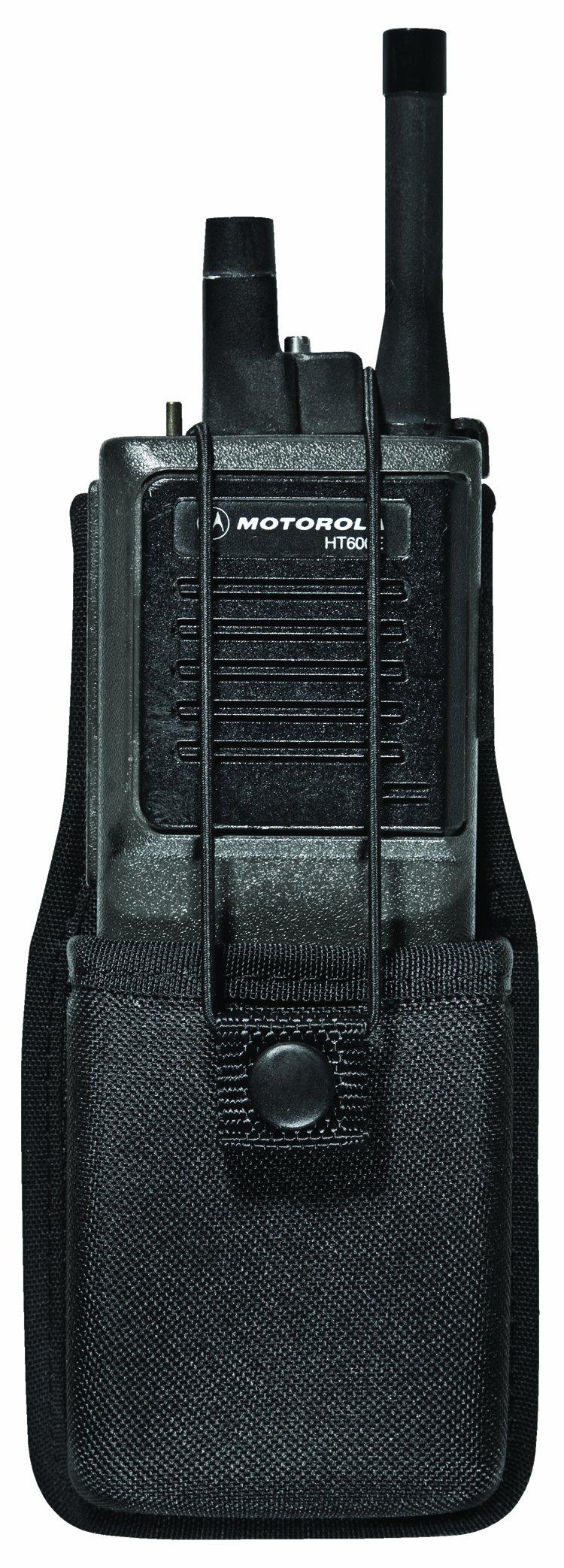 Bianchi Patroltek 8014 Black Universal Radio Case