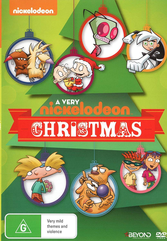 Nickelodeon Christmas Specials.Amazon Com A Very Nickelodeon Christmas Movies Tv