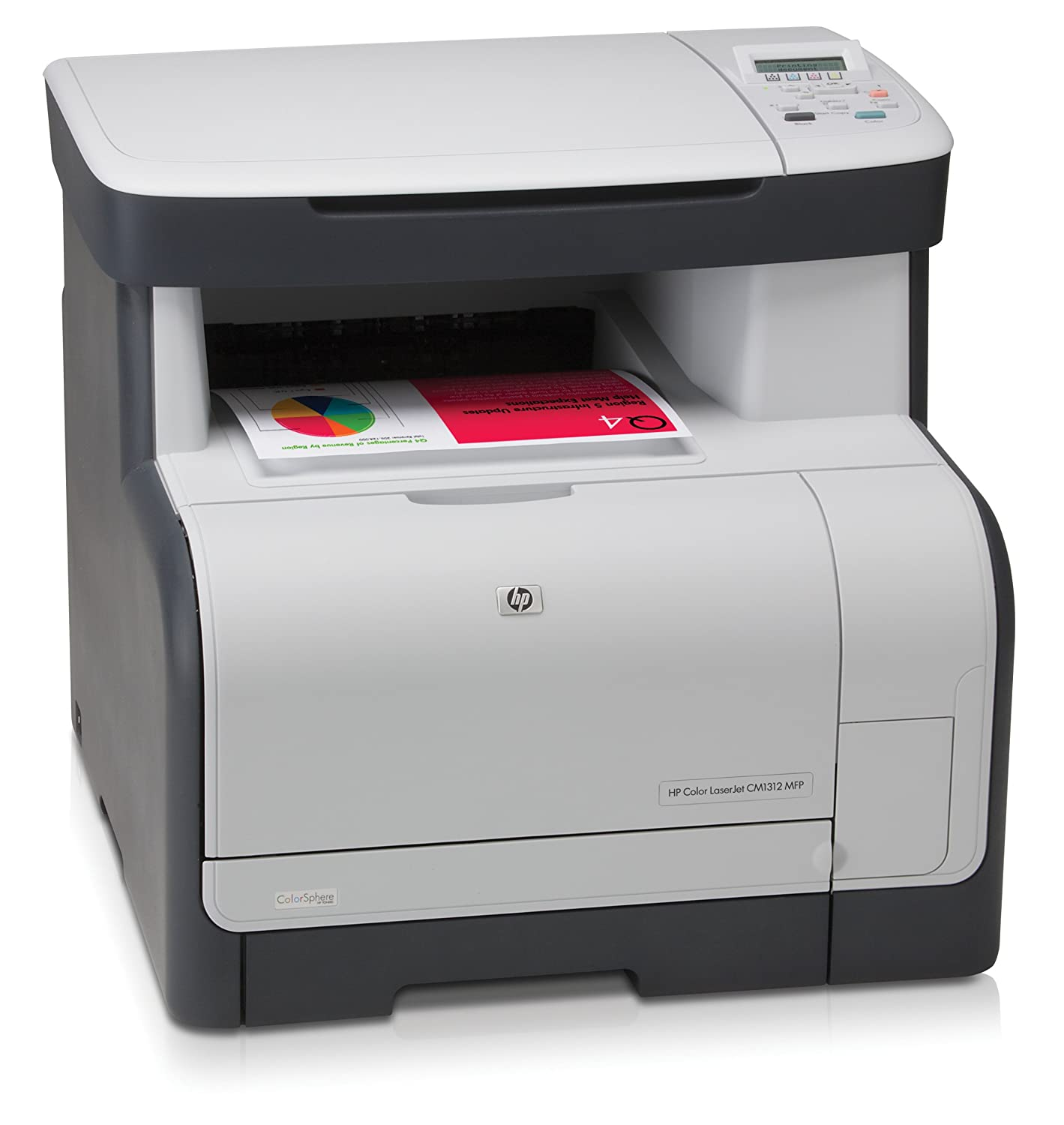 HP Color LaserJet CM1312 MFP - Multifunction - colour: Amazon.co.uk:  Electronics