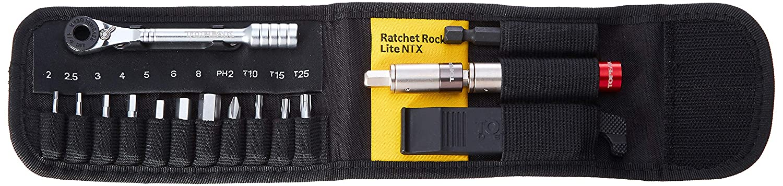Topeak Ratchet Rocket Lite NTX Hex Keys Tool Set J/&B Importers Inc 610448