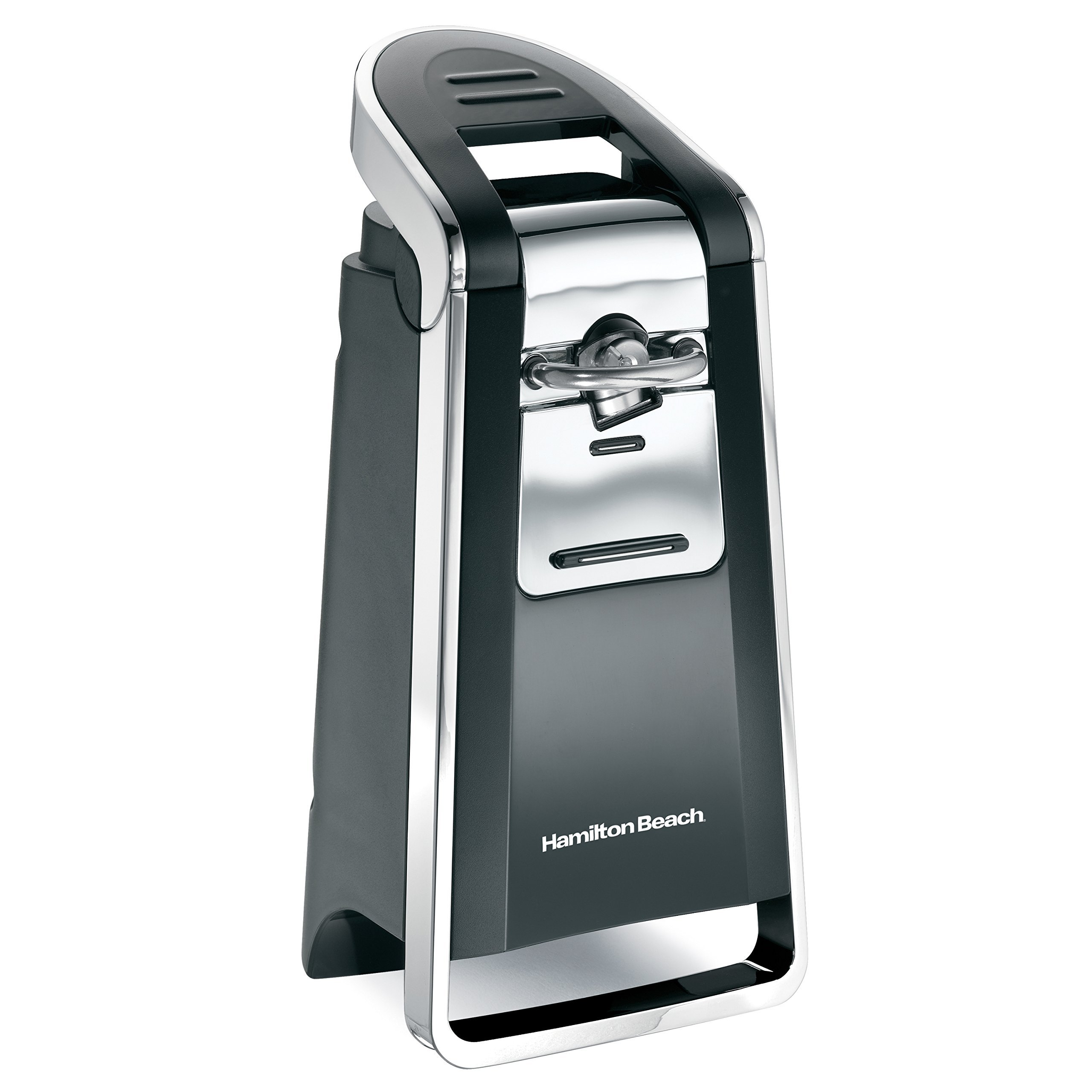 Hamilton Beach Smooth Touch Electric Kitchen Countertop Can Opener | 76606ZA by Hamilton Beach