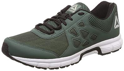 954e4ce0250 Reebok Men s Sprint Affect Xtreme Lp Chalk Green Blk Running Shoes-14 UK