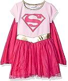 Warner Bros. Girls' Little Supershield Outline
