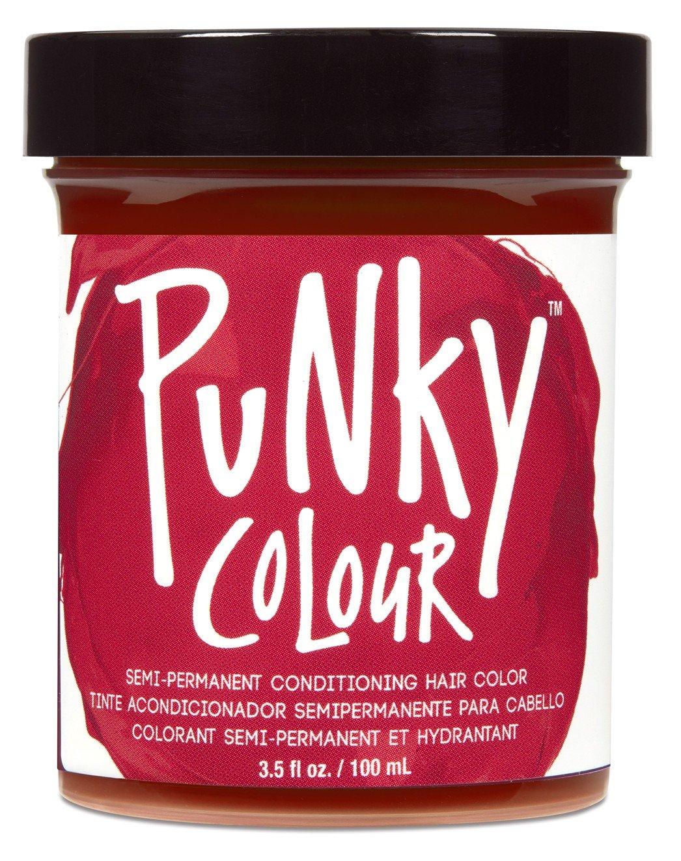 Punky Colour Poppy Red 3.5 Ounce Jar #1420 (103ml)