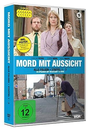 Mord Mit Aussicht Staffel 1 3 12 Dvds Inkl Landkarte Von Hengasch