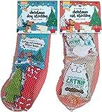 Armitage Good Boy Dog and Good Girl Cat Christmas Stocking Combo