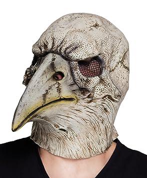 Boland 97536 – Máscara de látex Águila cráneo, Otras Juguetes